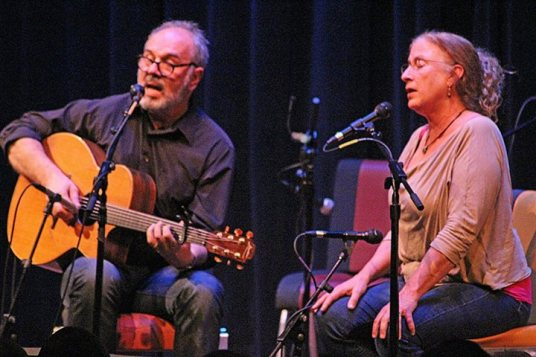 Singing Yeats songs with Susan Spurlock, Freight and Salvage Coffeehouse, Berkeley, CA, February 14, 2015